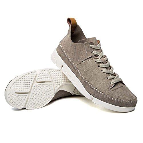 ZXCV Scarpe all'aperto Scarpe casual in pelle scarpe in pelle tendono ad essere traspiranti Beige