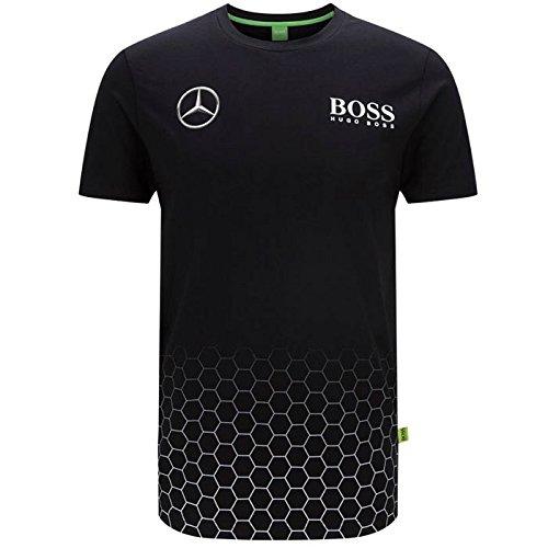Hugo Boss - Tee shirt Mercedes Benz - Noir