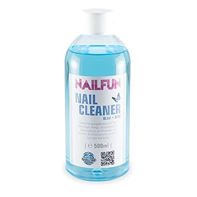 Nailcleaner blau 500ml Spezial