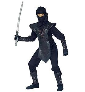 WIDMANN 38798?Disfraz de guerrero ninja
