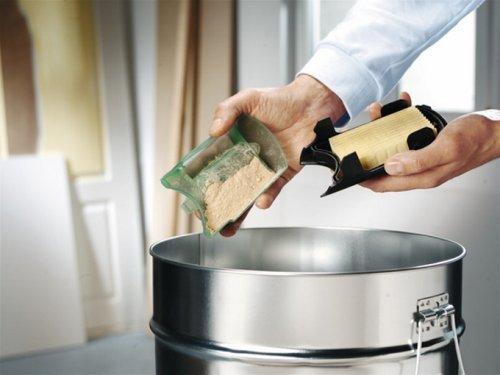Bosch DIY Schwingschleifer PSS 200 A, 1 Schleifblatt P120, Bosch Microfilter, Koffer (200 W, Schwingzahl 24.000 min-1, Schleiffläche rechteckig 167 cm² (92 x 182 mm))