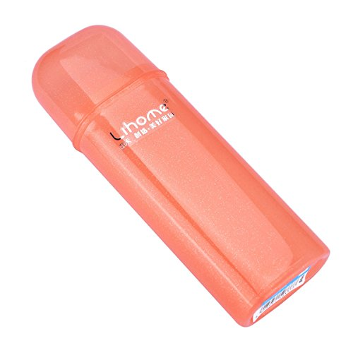 HooAMI 1PC Travel Camping Hiking Portable Toothbrush Toothpaste Holder Cover Anit Bacterial Storage Box