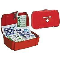 NEU burnaid Brandwunde klein Set Notfall Erste Hilfe Set Verletzung Stütze Burn Set Tasche preisvergleich bei billige-tabletten.eu