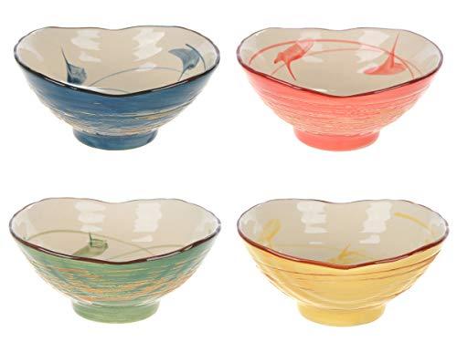 CoolChange Cuencos de de cerámica Japonesa