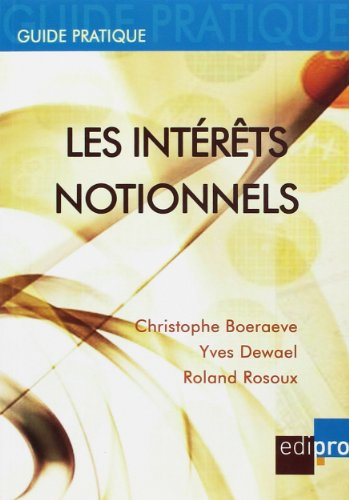 Les Interets Notionnels