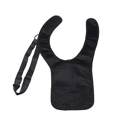 Diebstahlsichere, versteckte Reisetasche - Tragbare Unterarm-Schulter-Achselhöhle-Kuriertasche Mehrzweck-Sicherheitspaket-Etui Passport Holder Bag for Phone Money(1 pc)
