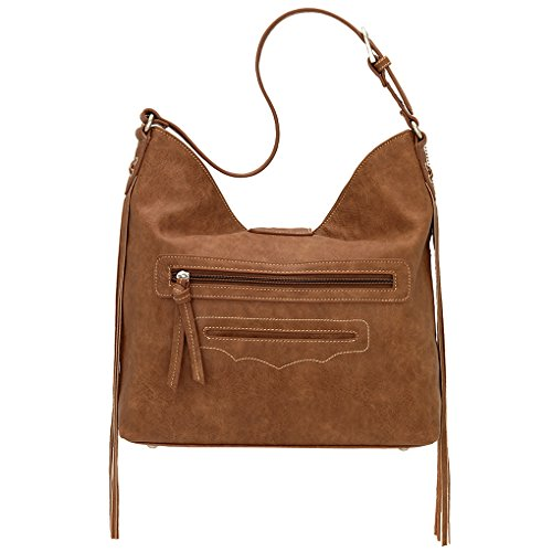 Banadana From American West  Êhobos & Shoulder Bags, Sacs bohème femme Tan Lexington