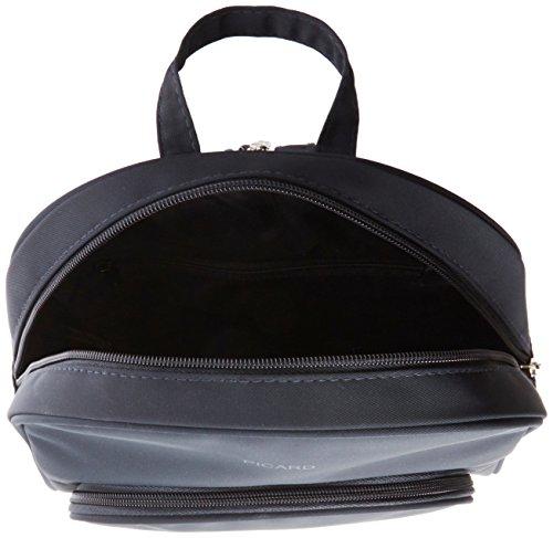 Picard Damen Tiptop Rucksackhandtaschen, 28x31x5 cm Blau (ozean)