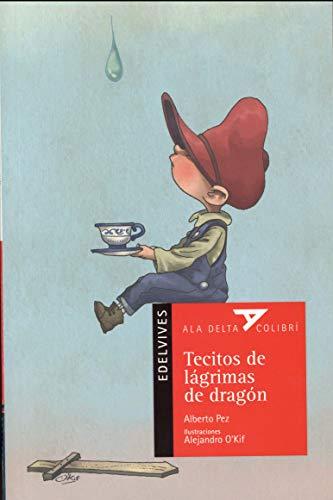 Tecitos de Lagrimas de Dragon por Alberto Pez