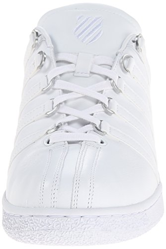 101 swiss Vn Bianco Classico bianco Homme Blanc Cestini K Bassi zFdOqdv