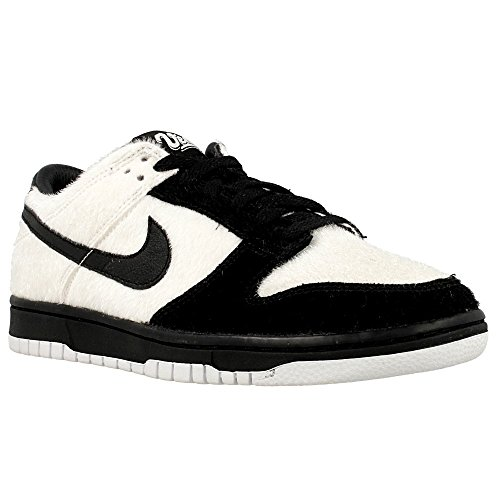 Nike - Dunk Low Prm QS BG - Couleur: Blanc-Noir - Pointure: 36.5