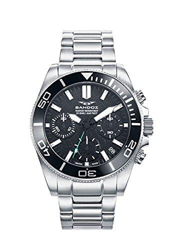 Reloj Sandoz Hombre Crono Diver_81447-57