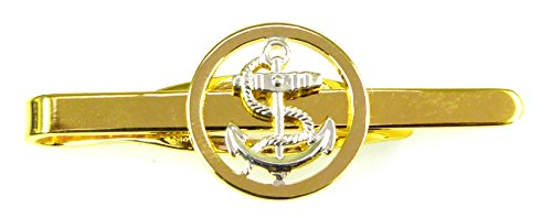 royal-navy-junior-rate-tie-bar-slide-clip-metal-enamel