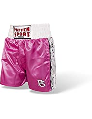 Paffen Sport Lady Glory Boxing Short, Unisex, Lady Glory, fucsia/blanco