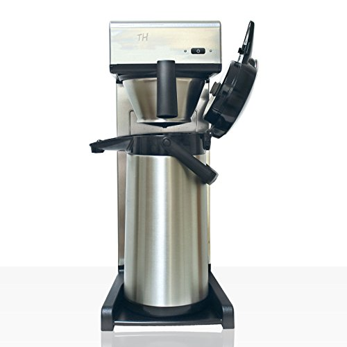 Bonamat TH10 Kaffeemaschine - inkl. Kanne mit Edelstahleinsatz (neues Design)