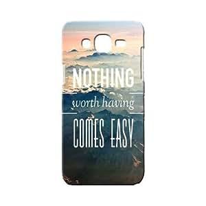 G-STAR Designer 3D Printed Back case cover for Samsung Galaxy E7 - G5455