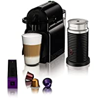 Magimix Inissia 11360 Coffee Machine with Aeroccino (Black)