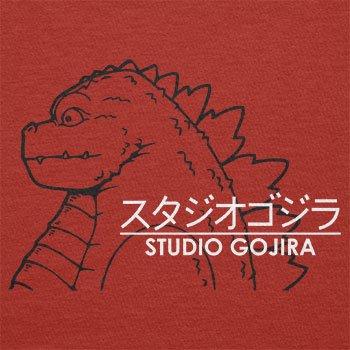 TEXLAB - Studio Gojira - Herren T-Shirt Rot