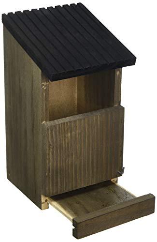 Gardman A04380 rotkelchen-Vogelhäuschen, Nistkasten - 2