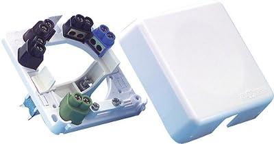 Geräteanschlußdose für AP+UP-Montage, 5x6,0qmm von Trenkenchu & Stadler bei Lampenhans.de
