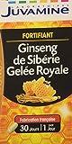Juvamine JUVAMINE FORTIFIANT - GINSENG GELEE ROYALE, 30 gélules