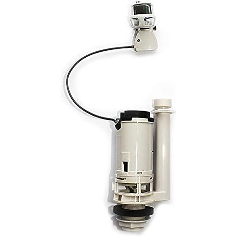 Fluidmaster PRO550UK - Válvula de descargador de cisterna doble
