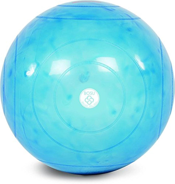 Bosu lastre bola de ejercicio - 72-18252BLU, Azul Translucent