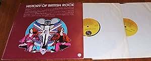 history of british rock vol. 1 LP