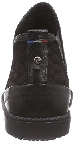 Daniel Hechter Hj653331g, Baskets Basses femme Noir - Noir