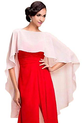 YoYodress Chiffon Stola Schal für Kleider in verschiedenen Farben zu jedem Brautkleid - Abendkleid...
