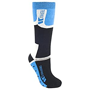 Trespass Eton Kids Multi Sports Socks – Socken, Kinder, Blau (Cobalt)