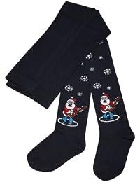 Weri Spezials. Kinnderstrumpfhose. Rock-and-Roll Weihnachtsmann.