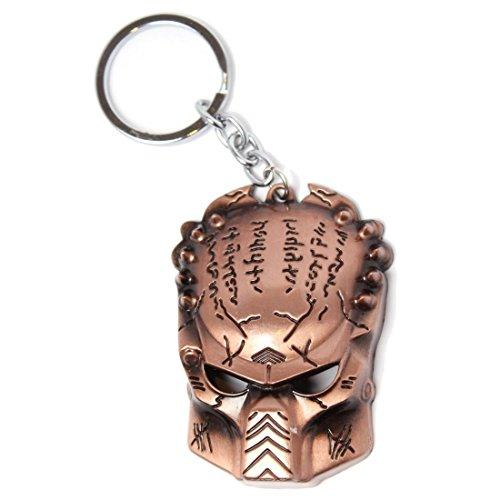 Xenomorph Queen Kostüm - Predator - Metall Schlüsselanhänger - Helm - Masked Predator