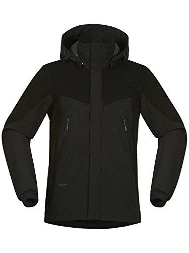 Bergans Florian Hybrid Jacket Men Black