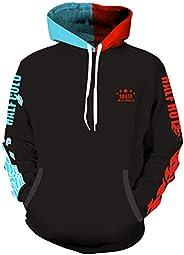 Anime My Hero Academia Hoodie Sweatshirts Todoroki Shoto Cosplay Coat