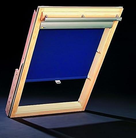 Dachfenster Thermo Rollos für Velux Fenster - Original Luxaflex - Sonnenschutz GGL GPL 606/608