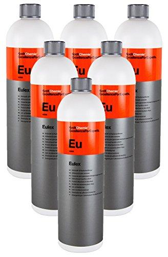 Koch Chemie 6X Eulex Klebstoffentferner Fleckenentferner Gummientferner 1 Liter