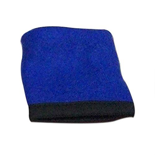 SSXY Wrist Wallet Wristband-Ankle Wallet Wristbands Armband Versteckte Tasche Unisex-Running Wandern Fitness-Blue -