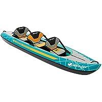 Sevylor Uni Alameda Premium–Canoa inflable Kayak, Azul, One size