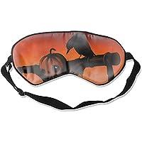 Halloween-Augenschutz mit Vogelscheuche und Krähen, mit verstellbarem Gurt, für Damen und Herren preisvergleich bei billige-tabletten.eu