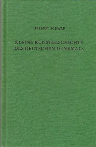 Wissenschaftliche Buchgesellschaft Kleine Kunstgeschichte des deutschen Denkmals