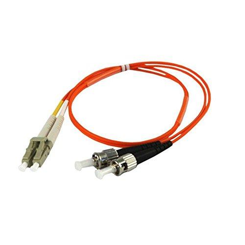 Synergy 21s216218Faser Kabel–Glasfaser-Kabel (LC, ST, Stecker/Stecker, OM2, orange)