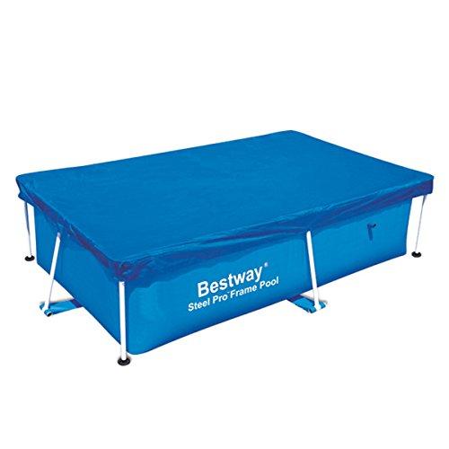 Bestway 58104 - Cobertor Para Piscina Rectangular 239x150 cm.