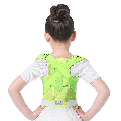 Child Haltungs-Korrektoren, lumbale Schulter-Rückenstütze, Wirbelsäulenkorrektur