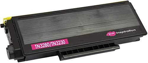 Brother Rebuilt Laser Toner (Premium Toner kompatibel für Brother TN3280 TN3230, HL-5340D, HL-5350DN, HL-5350DNLT, HL-5370DW, HL-5380DN, DCP-8070D, DCP-8085DN, MFC-8370DN, MFC- 8380DN, MFC-8880DN, MFC-8890DW | hohe Kapazität)