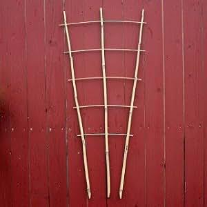 Bambus Rankgitter ca. 110 cm hoch