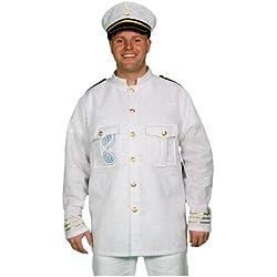 Folat Disfraz de marinero para hombre, talla XL (21741)