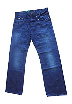 g-star raw blade loose FO mens jeans 50908.2233.166 track wash