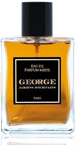 JARDINS D'ECRIVAINS Eau de Parfum Mixte George, 100 ml