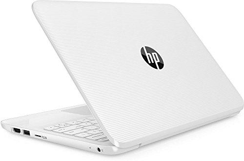 HP river 11 y001ng 295 cm 116 Zoll HD Notebook Intel Celeron N3060 4 GB RAM 32 GB eMMC Intel HD Grafikkarte 400 Windows 10 residence 64 wei Notebooks